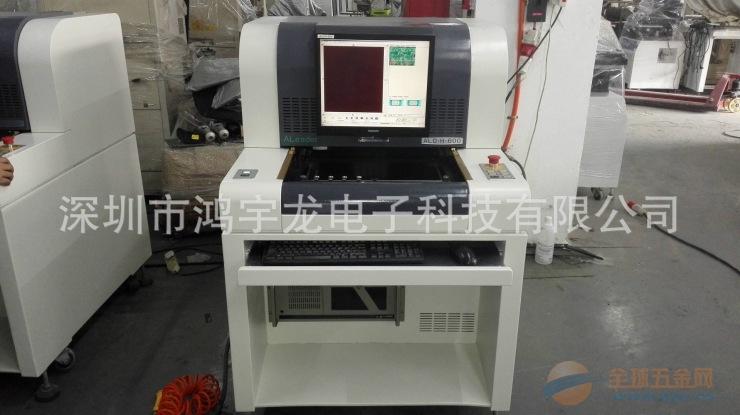 检测的电路板: 通孔和混合技术的smt锡膏印刷后及