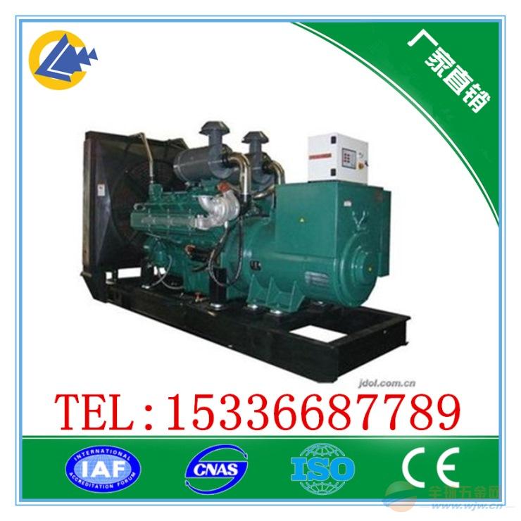 180KW无动发电机组性价比高 WD129TAD19