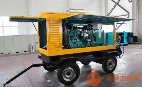 天津30千瓦W自动化柴油发电机供应商