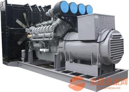 宁波500KW全自动柴油发电机组