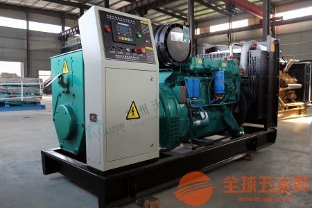 温州150KW自动化柴油发电机组并机报价