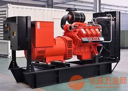 天津100KW自动化发电机组生产厂家