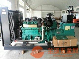金华全自动柴油发电机组维修保养