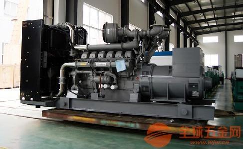 湖州潍柴柴油发电机组维修保养