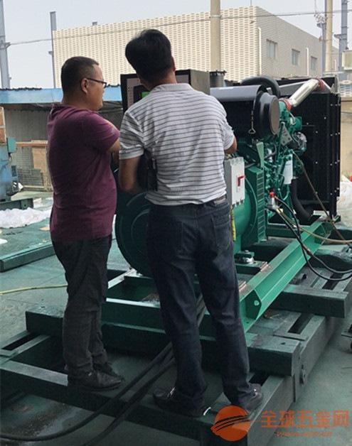 温州东风康明斯柴油发电机组维修保养