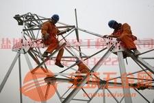 中卫铁塔安装拆除除锈工程