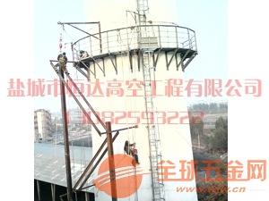 五家渠50米旋转爬梯安装施工免费点击浏览