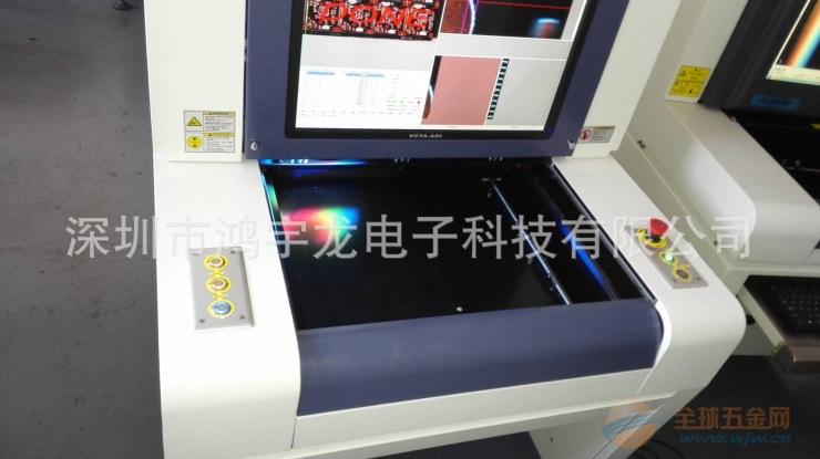 出售振华兴二手离线AOI :VCTA-A410光学检测仪二台