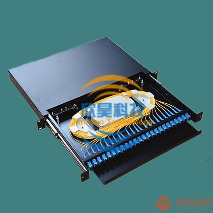 抽拉式24芯光缆终端盒