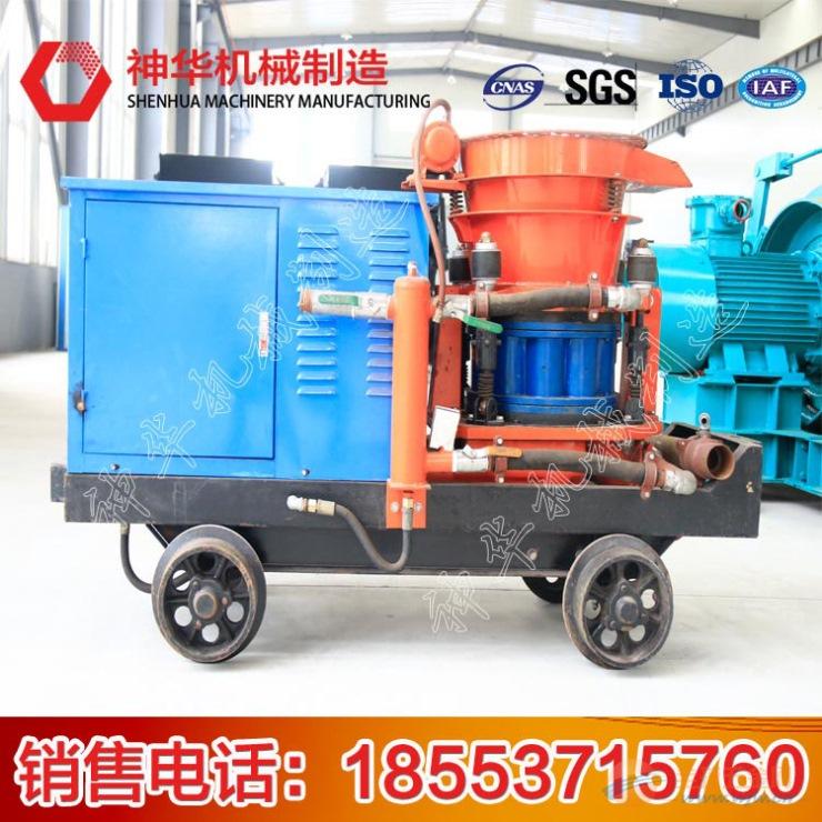 PS7I湿式喷浆机供应