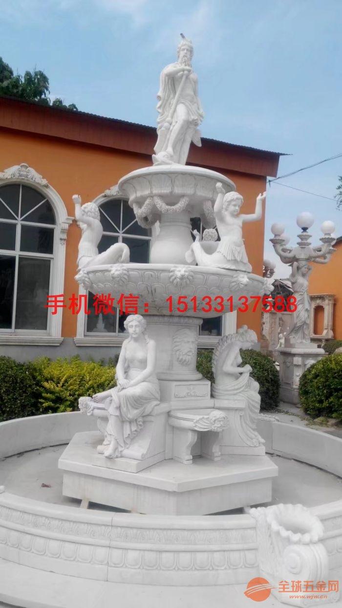贵阳欧式雕塑 景观石雕塑厂家定制