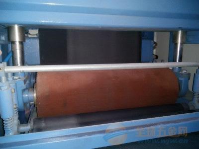 门业类装饰材料拉丝机