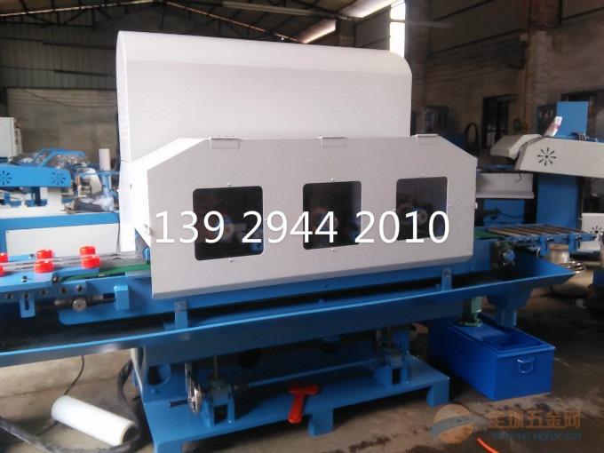凹槽铝型材拉丝机