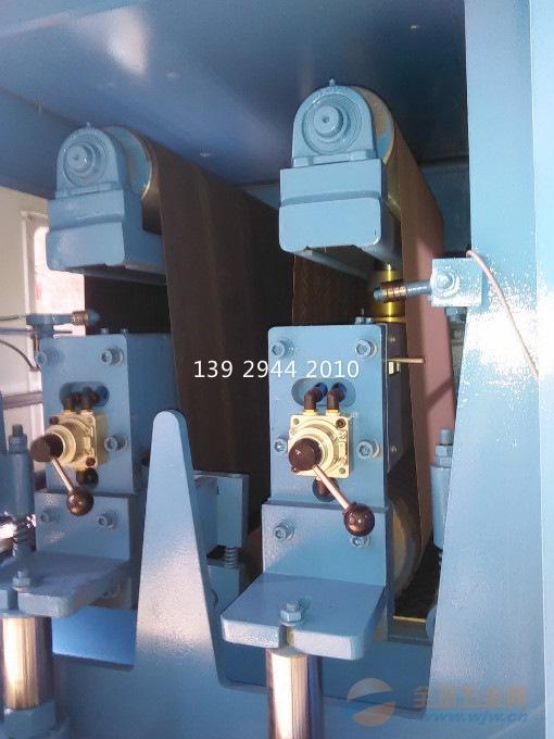 不锈钢筛网拉丝机