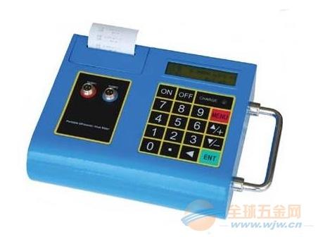 便携式超声波冷/热量表 wi125606