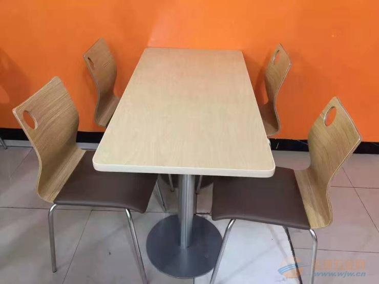 延安市快餐桌椅正规批发厂家服务完善