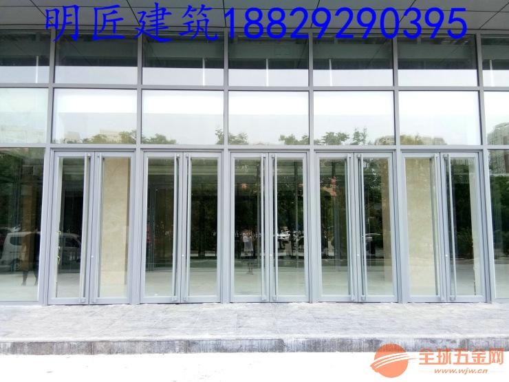 专业生产肯铝型材德基门厂家