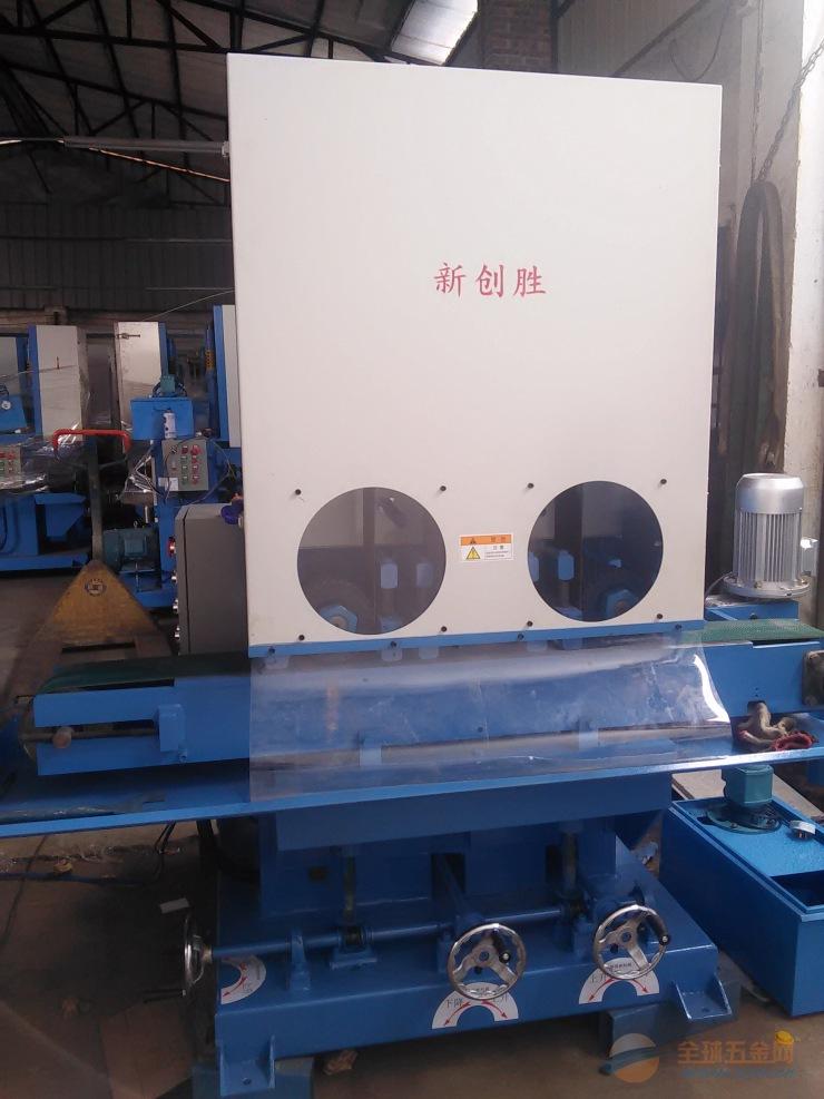 扁铁拉丝机,输送式水磨拉丝机
