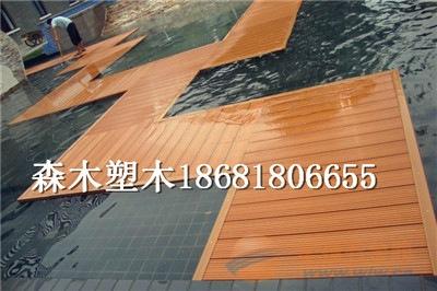 木栅栏片-栏杆图片 围栏 内江 塑木