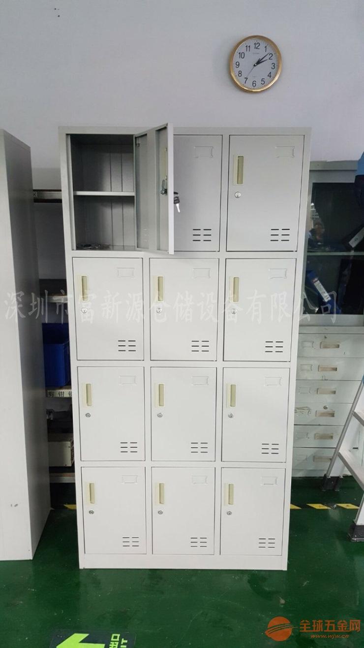 12门加层板更衣柜厂家