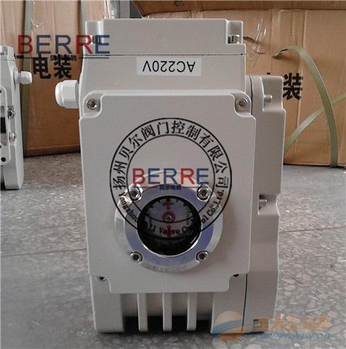 ZYR精小型电动执行器AC220V