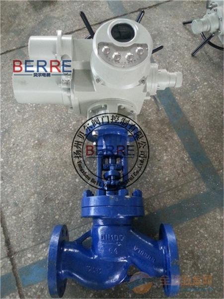 电动铬钼钢截止阀J941Y-40I DN100