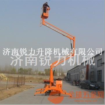 西安曲臂升降机陕西固定式升降平台兰州移动登车桥
