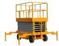 移动升降平台升降货梯西安自行式升降机
