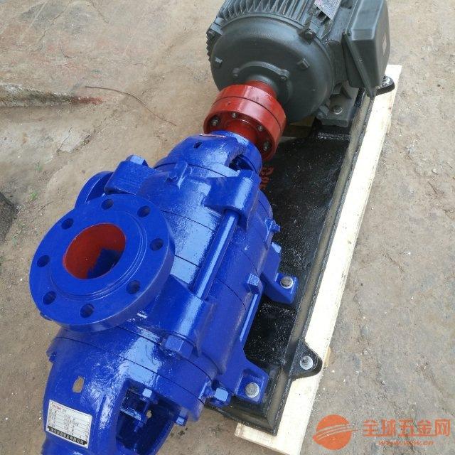 多级泵-卧式多级泵厂家_DG多级泵