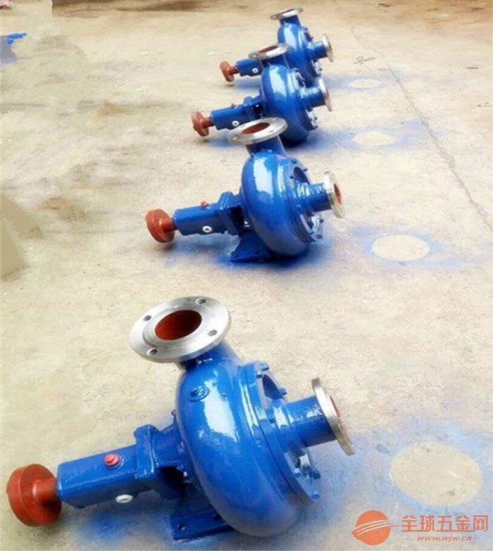 4PW型离心污水泵