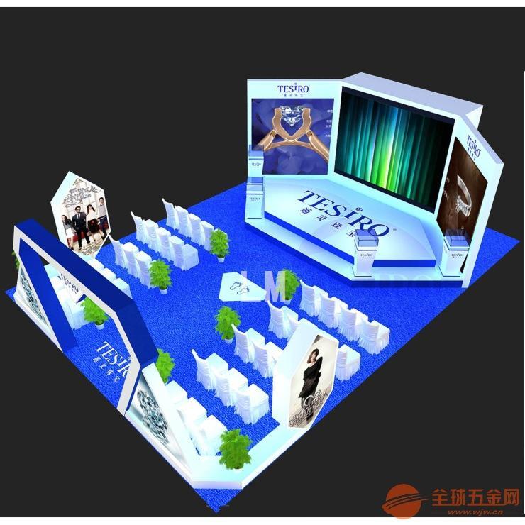 上海眼镜展展台搭建服务公司