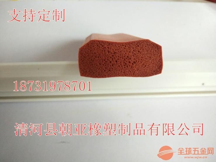 硅橡胶密封条 矩形方形胶条