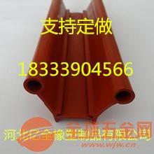 B形硅胶密封条 耐高低温密封条