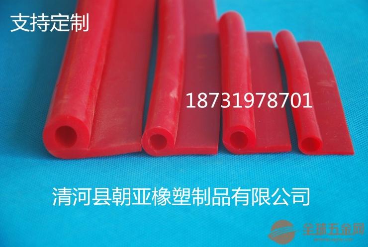 硅胶9字p型耐高温密封条