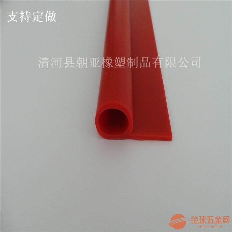 q型阻燃耐高温硅胶条
