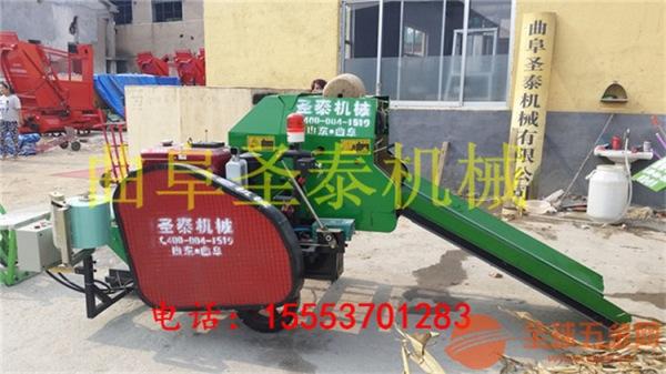 云南秸秆黄贮打捆机 生产厂家