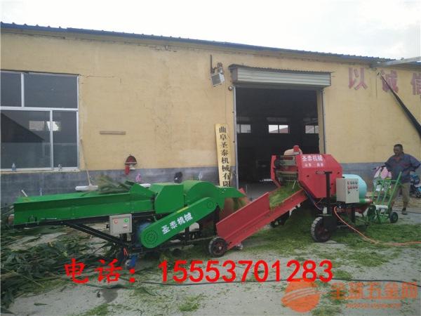 重庆青贮圆捆包膜一体机生产厂家