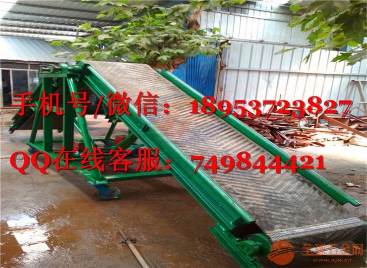 质量如何长宁县袋装粮食卸车输送机