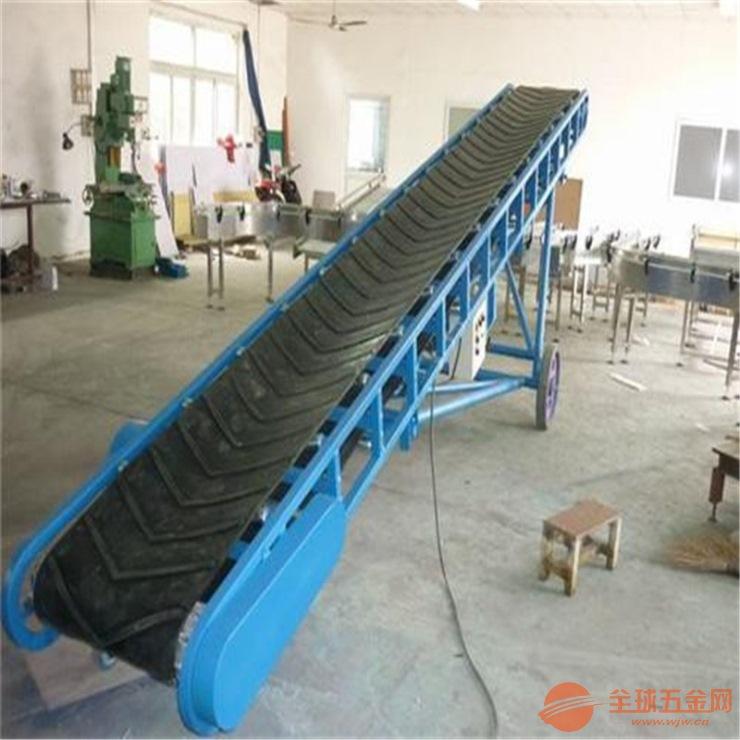 砂石石料料场移动式重型输送机
