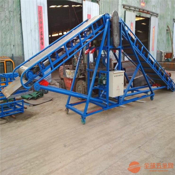 六九重工500m带宽加厚防滑式包料输送机LJ8