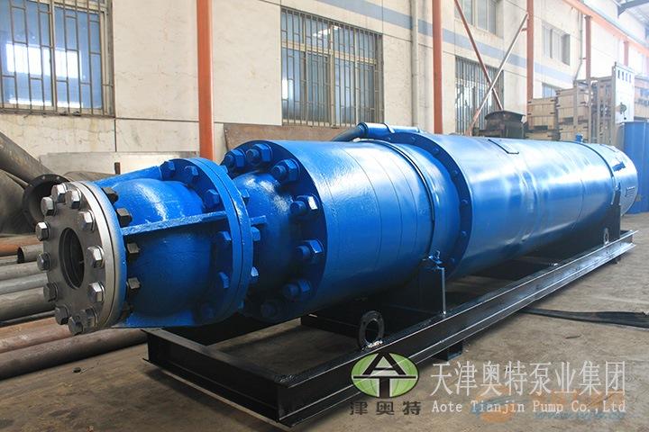 QK200矿用潜水泵中秋隆重上市
