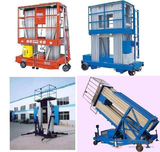 江苏铝合金升降机平台制造厂家 采用高强度优质铝合金 造型美观