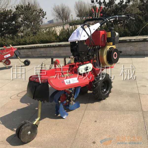 志成直銷便民除草松土開溝培土機土壤耕整機械