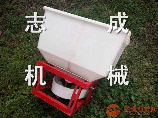 厂家直销志成机械施肥播种机施肥机撒肥机