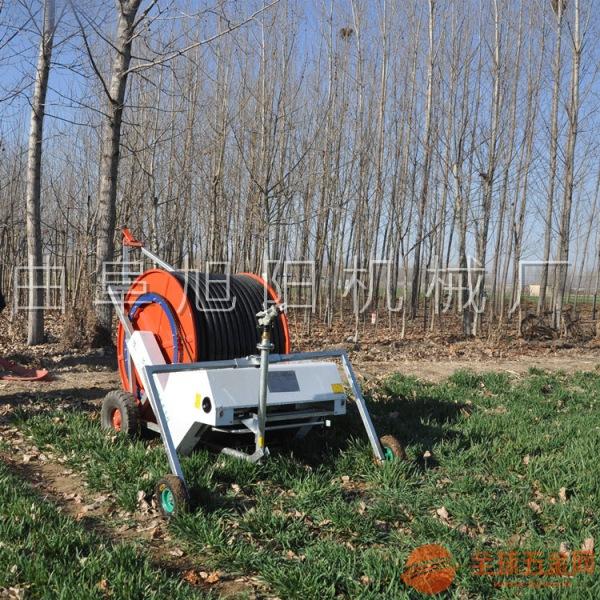 JP50-180型系列絞盤式噴灌機平移式噴灌機
