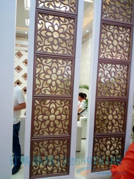 重量轻,强度高   铝合金仿古窗花尺寸,铝合金仿古窗花品牌 用途:外墙