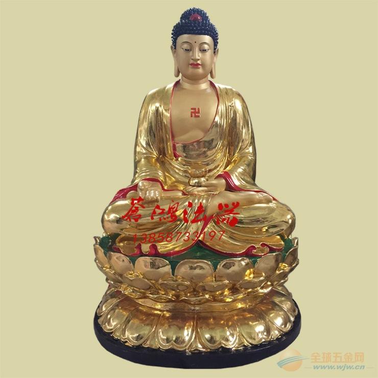 苍南玻璃钢佛像十八罗汉佛像大雄宝殿佛像