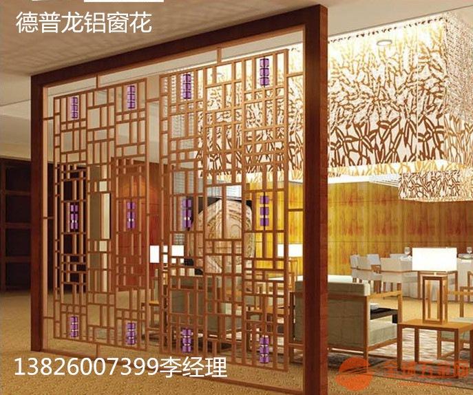 雕花铝单板幕墙装饰
