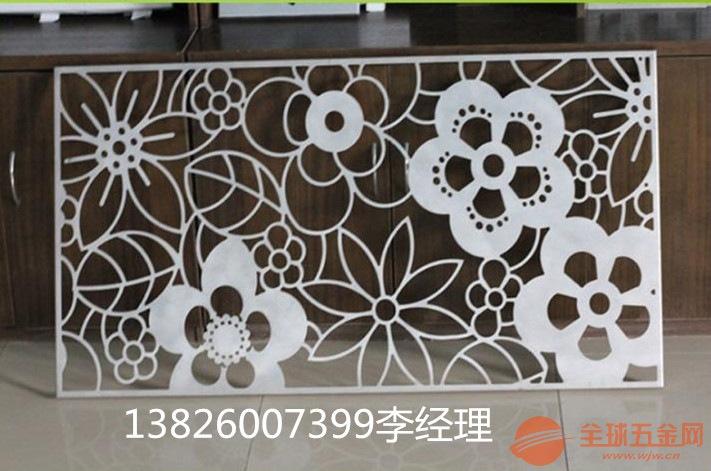 雕花铝窗花