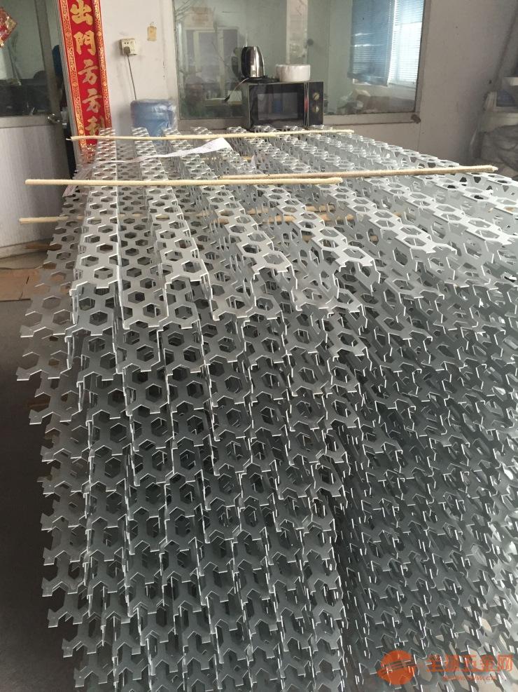 奥迪4S店外墙专用铝单板